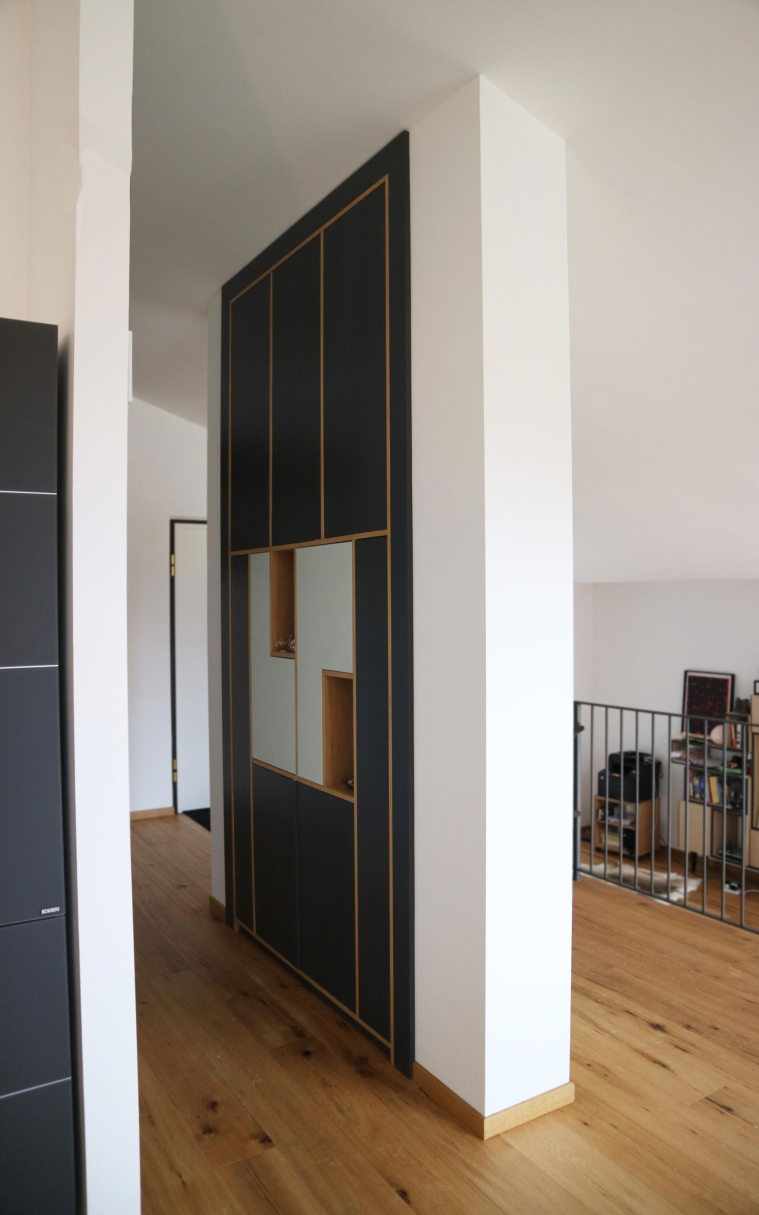 Armadio A Muro Design armadio a muro - studio di progettazione e interior design